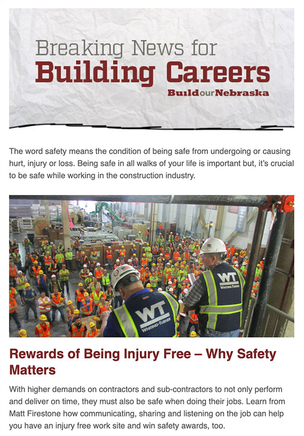 Rewards of Being Injury Free – Why Safety Matters